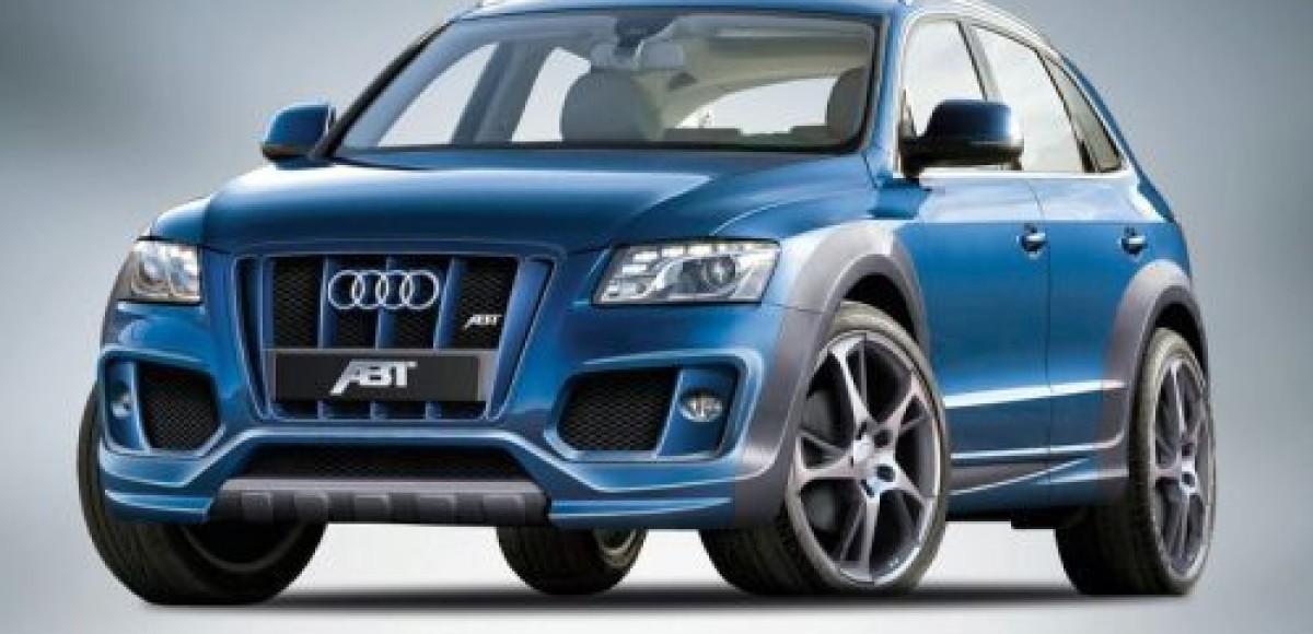 Немецкие тюнеры доработали Audi Q5