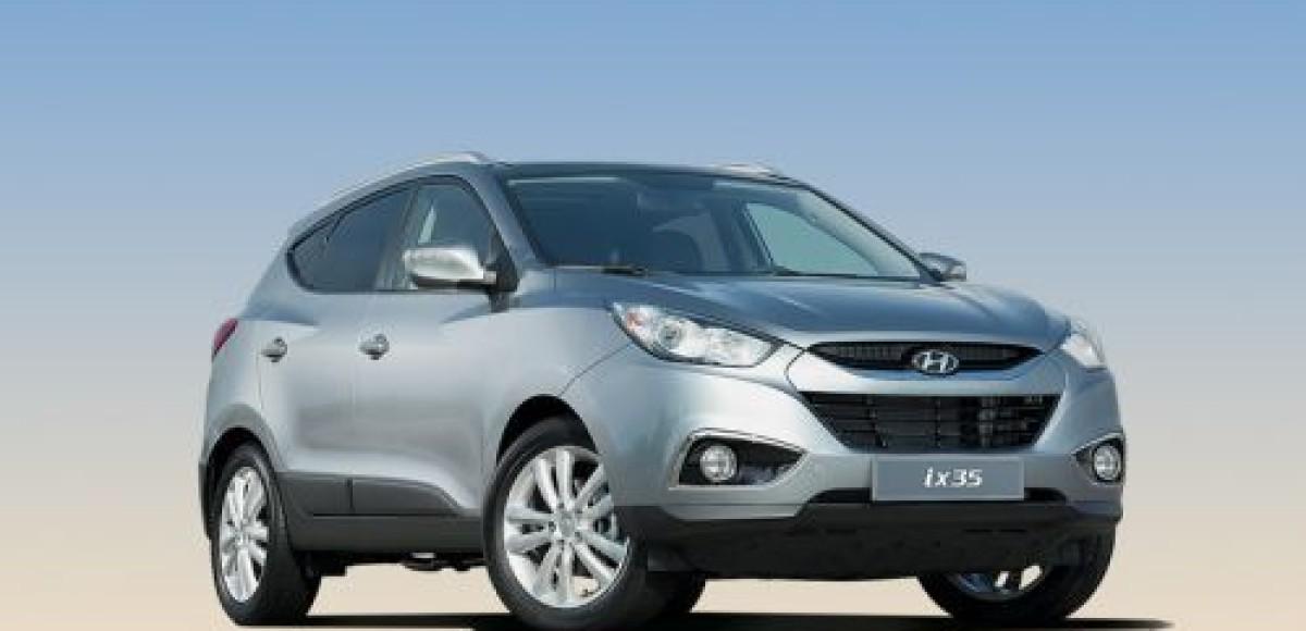 Hyundai ix35. Отложенный спрос