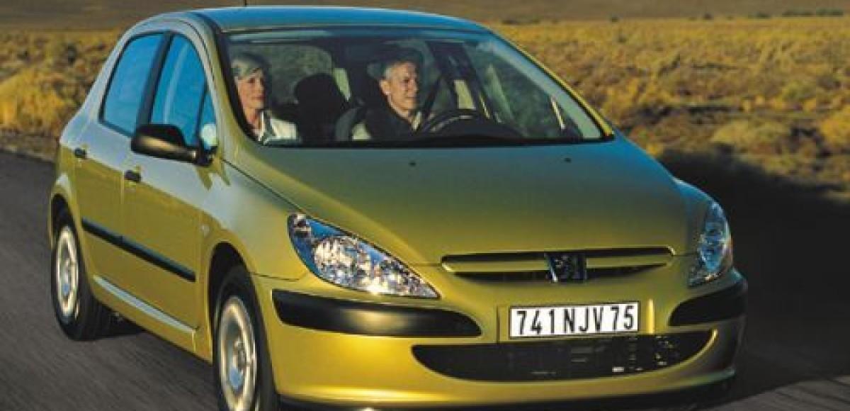 Peugeot 307. Больше, чем 206
