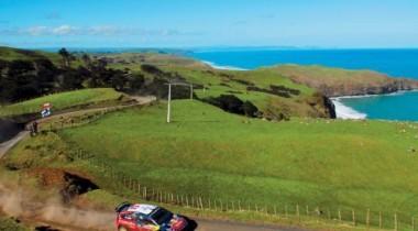 Ралли «Новая Зеландия» и «Сан-Ремо». Контрастный душ