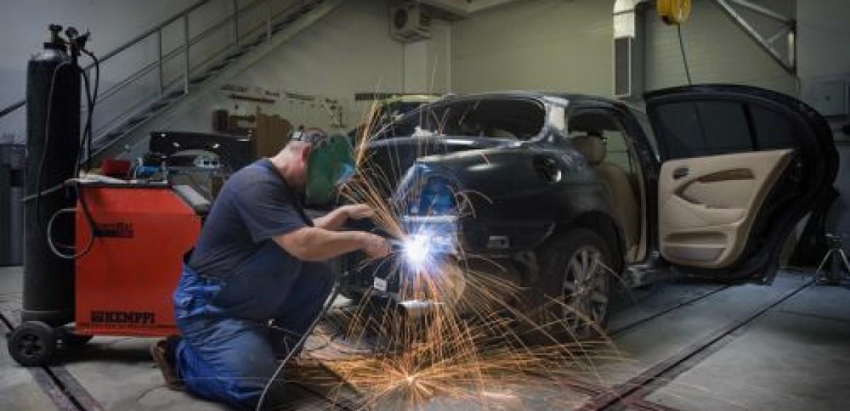 «Независимость», Москва. Специальные цены на кузовной ремонт