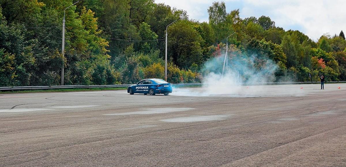 Bridgestone Potenza Adrenalin: летние шины для высоких скоростей
