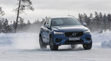 Volvo XC60. Скандинавский союз