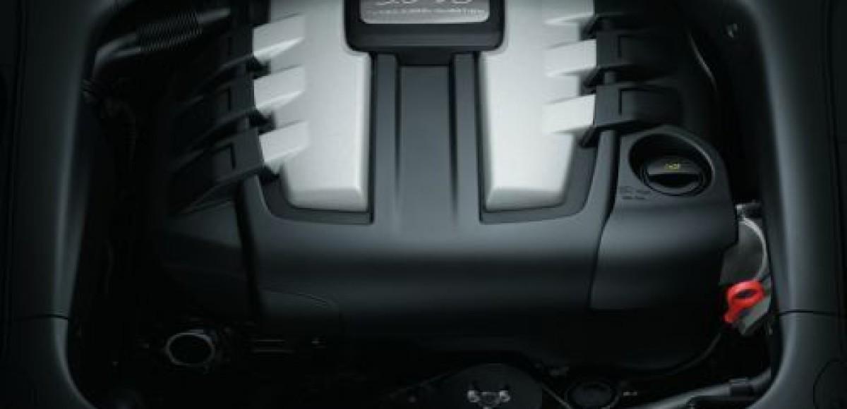 Porsche поставил на Cayenne дизельный мотор от Audi