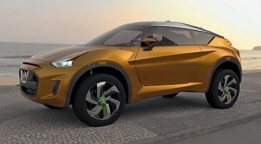 Nissan Extrem. Экстремал