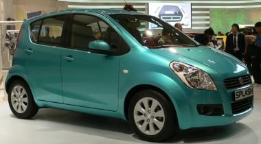Suzuki Splash, выбор молодой семьи