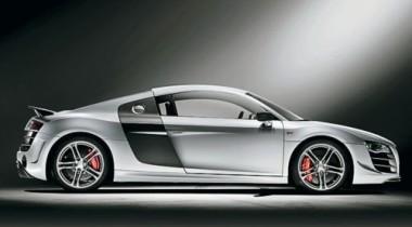 Audi R8 GT. Top Secret