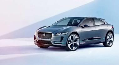 Jaguar I-Pace. Дать ток