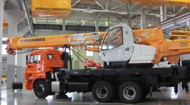 Ивановский «Автокран» наращивает экспорт