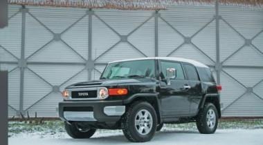 Toyota FJ Cruiser. Наследник