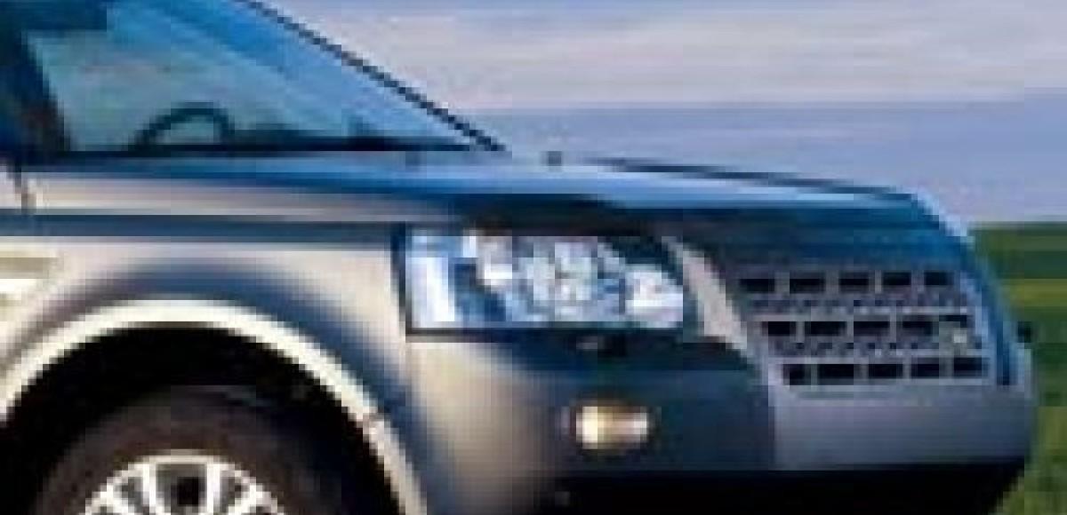 Land Rover Freelander 2 признан внедорожником года в Шотландии