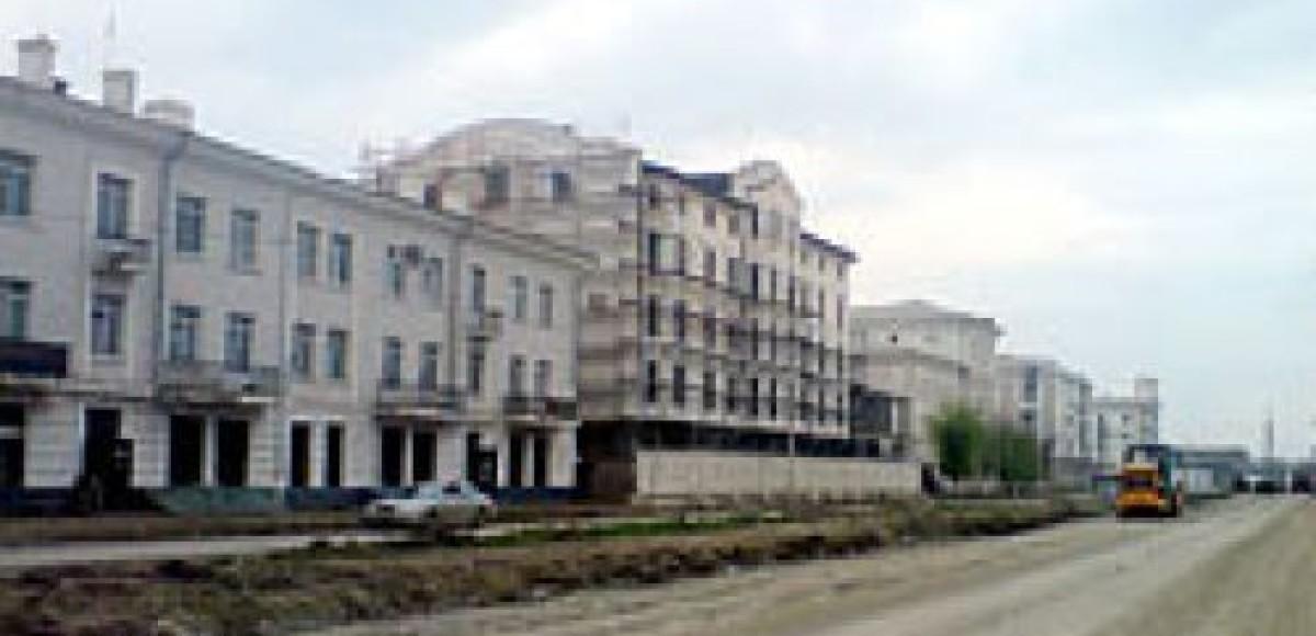 Проспект Победы в Грозном переименован в честь Путина