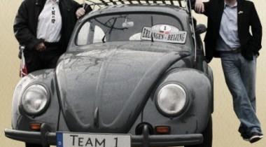 Автопробег на Volkswagen Beetle. Из Германии в Китай через всю Россию