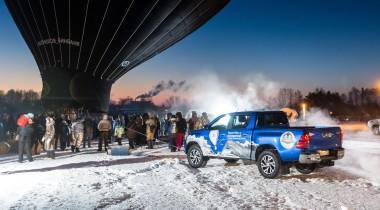 На воздушном шаре 2: новый рекорд Федора Конюхова