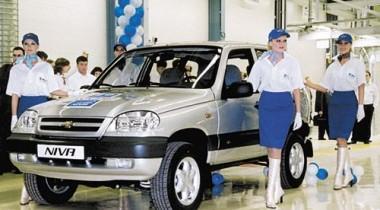 В GM-АВТОВАЗе усовершенствовали Chevrolet Niva