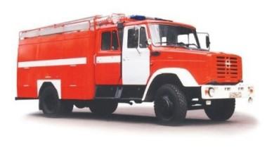 В Иркутске пожарная машина столкнулась с трамваем