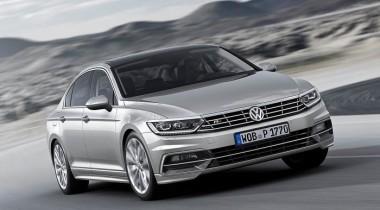 Официально предствлен новый VW Passat