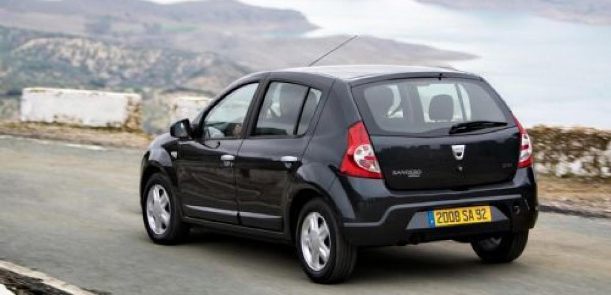 1 марта в России стартуют продажи Renault Sandero