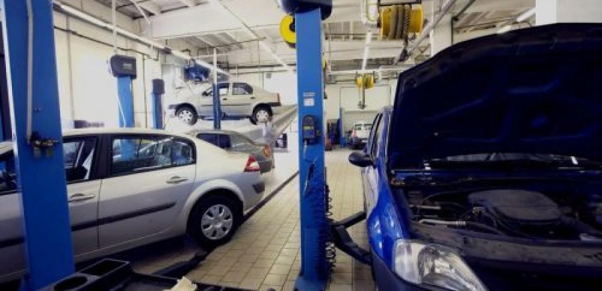 Musa Motors. Сервис Renault за 900 рублей
