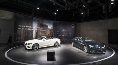 E 300 Coupé + E 400 4MATIC Cabriolet: Mercedes-Benz представил купе и первый полноприводный кабриолет E-класса