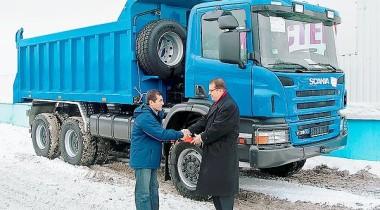 Выбор в пользу Scania
