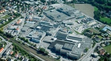 Концерн BMW Group выиграл приз «Лучший завод 2008»