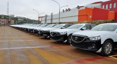 Mazda расширяет производство России