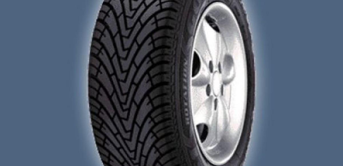Goodyear Wrangler F1. Сверхвысокоскоростная шина для SUV