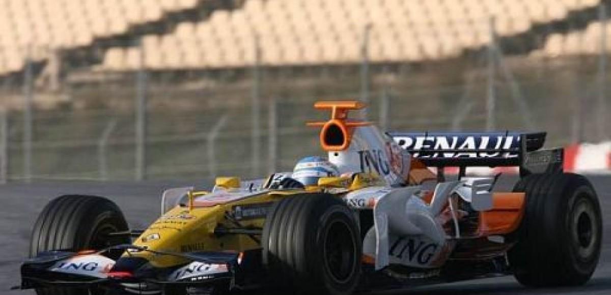 Алонсо готов перейти в Ferrari в 2009 году…