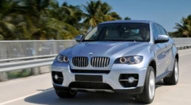 Концерн BMW Group объявляет цены на BMW ActiveHybrid X6