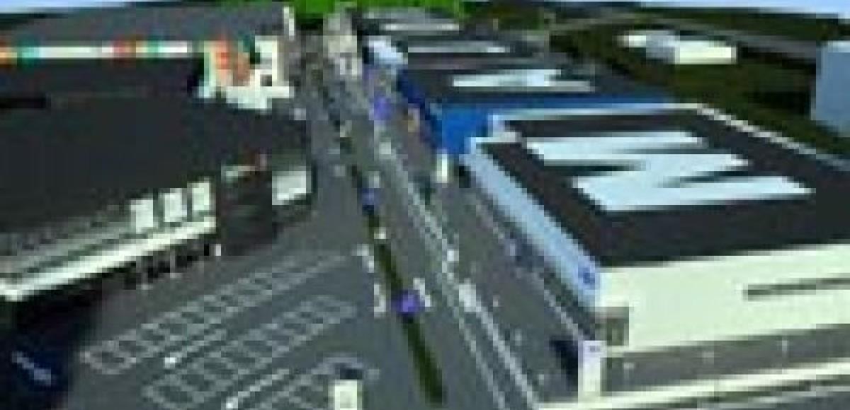 Major открывает «Город машин»