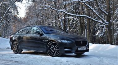 Jaguar XF. Вспоминаем прошлое