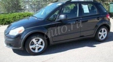 Отзывы владельцев. Suzuki SX4 1,6AT 4WD