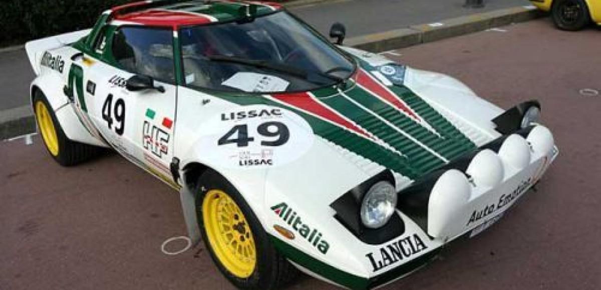 Lancia Stratos. Король стратосферы