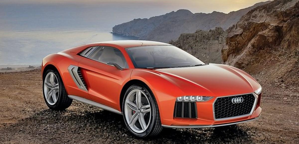 Audi Nanuk. Баварский коктейль