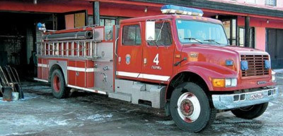 Пожарные машины. Главное – надежность!