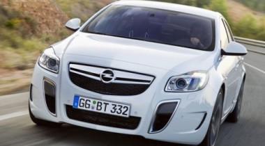 Opel готовит к премьере «заряженную» Insignia