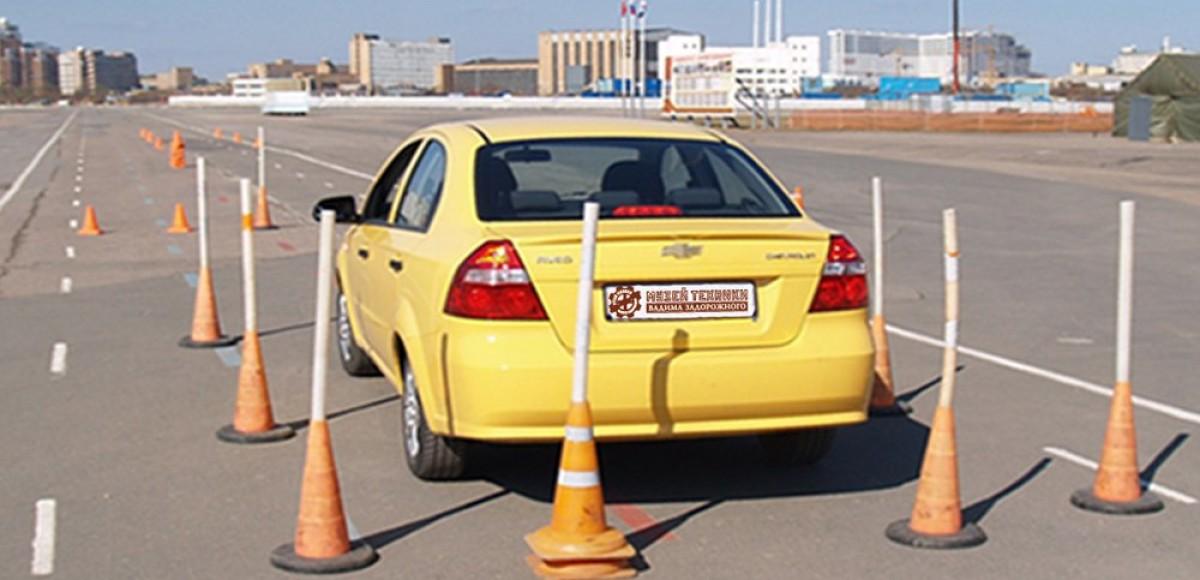 Парковка автомобиля и ее виды