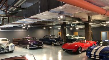 В Москве открылся музей культовых автомобилей МОСТ
