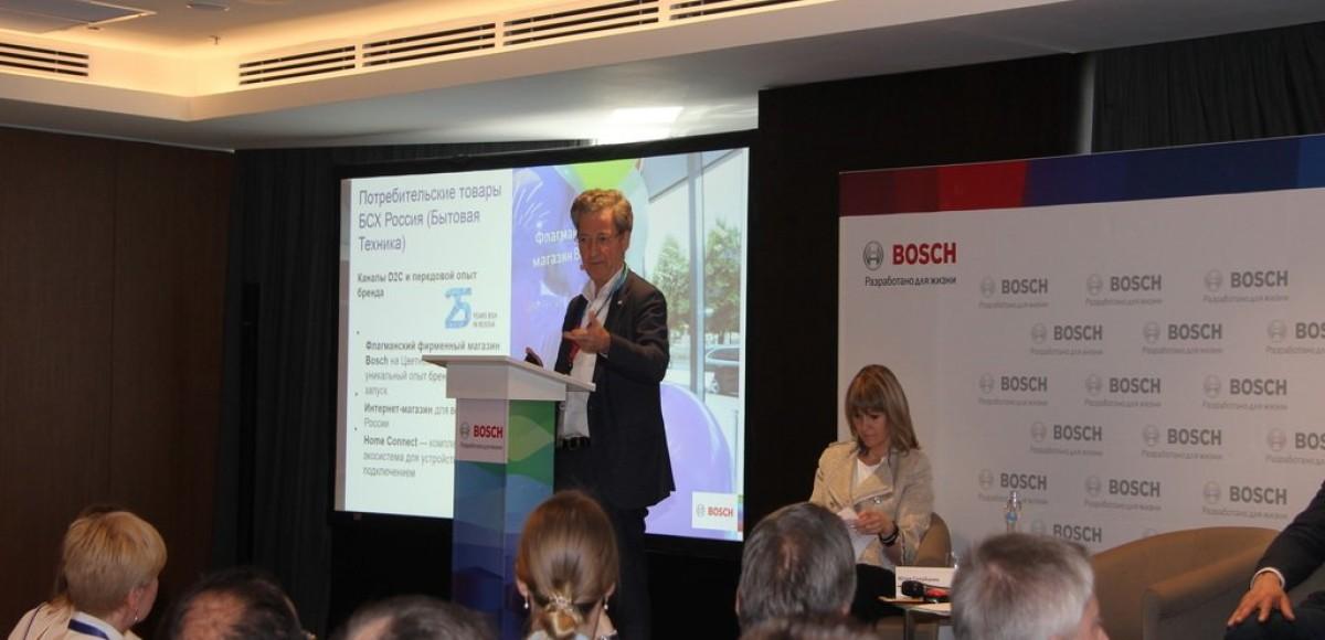 Bosch в России: открытые возможности