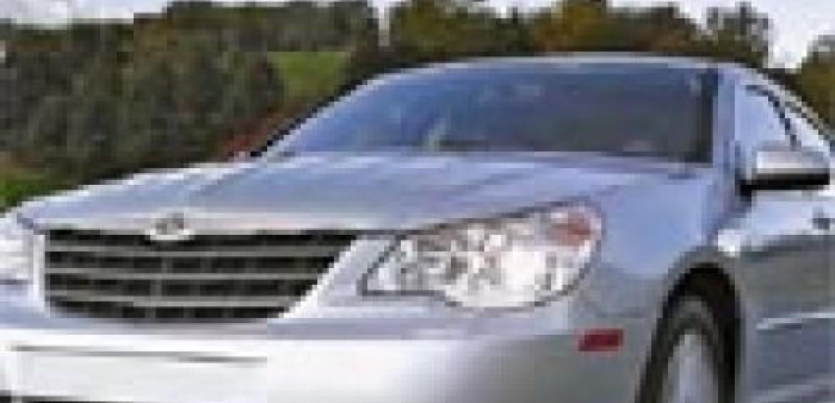 Автомобили Chrysler подешевели на 7 процентов