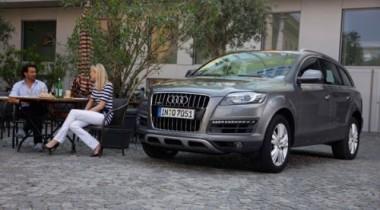 Audi Q7 и Audi Q5 признаны внедорожниками года