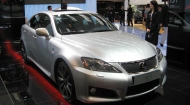 Долгожданный Lexus IS-F в автоцентре «Лексус-Коломенское»