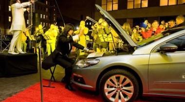 Volkswagen Passat CC. Ведущий солист