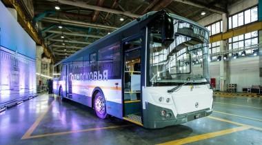 «Группа ГАЗ» начала производство новых автобусов для Подмосковья
