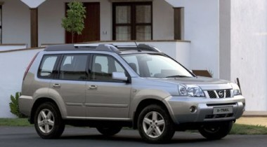 Nissan X-Trail. Свобода выбора
