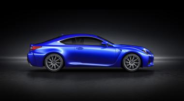 Новый Lexus RC F-версии дебютирует в Детройте
