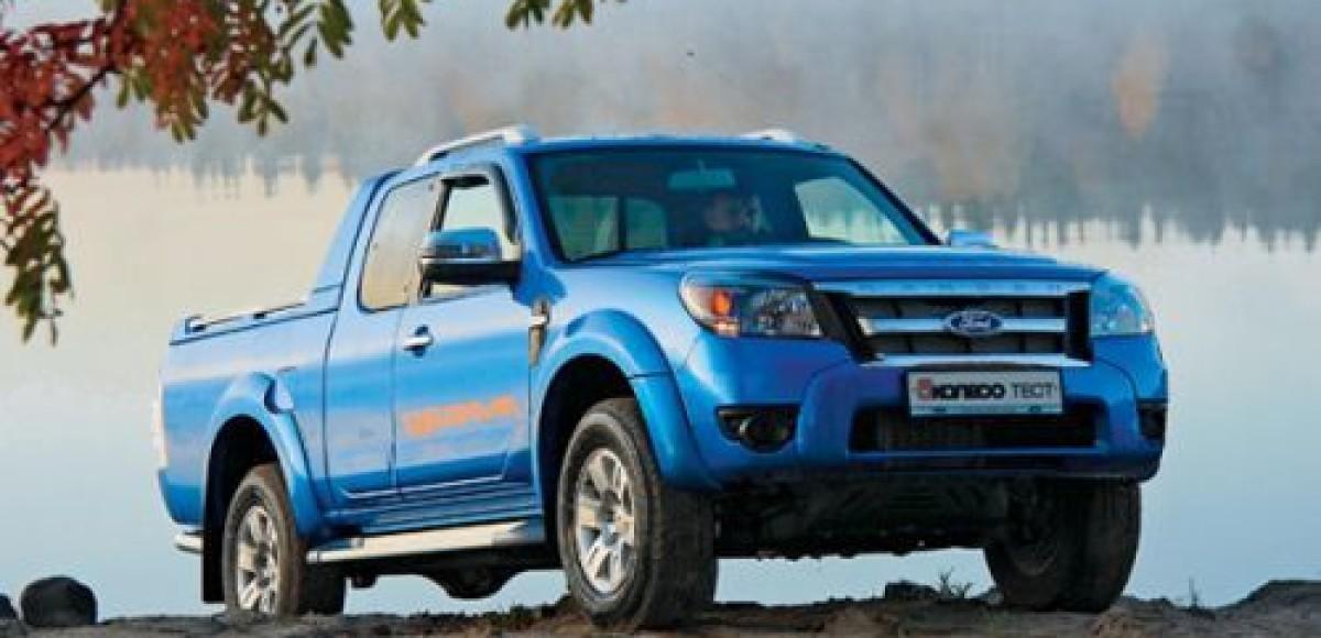 В России стартовали продажи Ford Ranger с автоматической трансмиссией