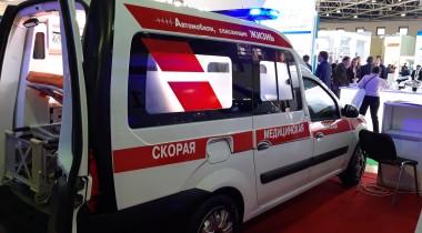 «Промтех-НН» показал в Москве карету медпомощи и мобильный фельдшерский пункт
