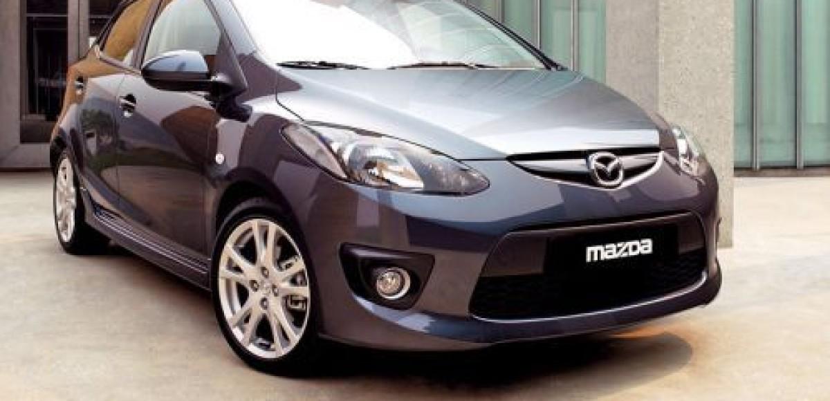 Mazda2. Первый месяц – полет нормальный